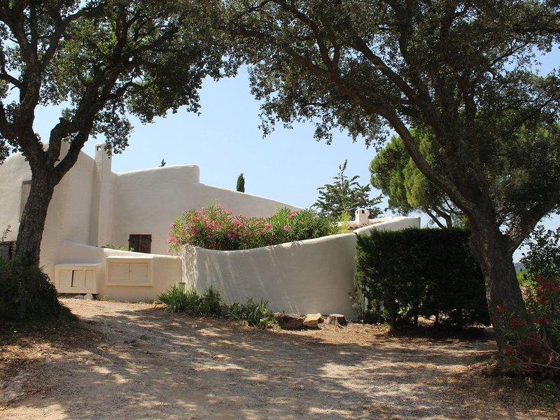 Mas provençal de charme pour 6 personnes avec Wifi gratuit, de plein pied., location de vacances à Plan de la Tour