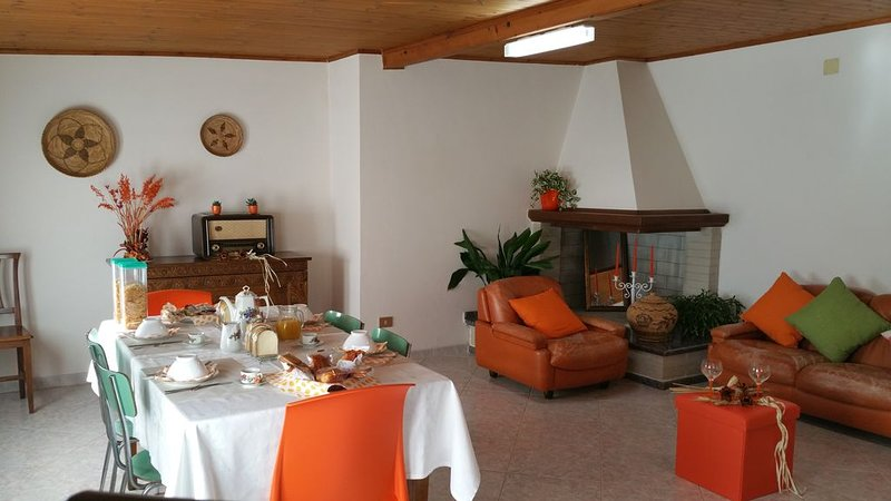 Come back in the past with our Bnb., casa vacanza a Desulo