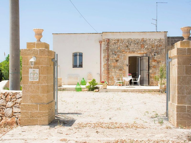 Casale Conte Dell'Anna, holiday rental in Sant'Isidoro