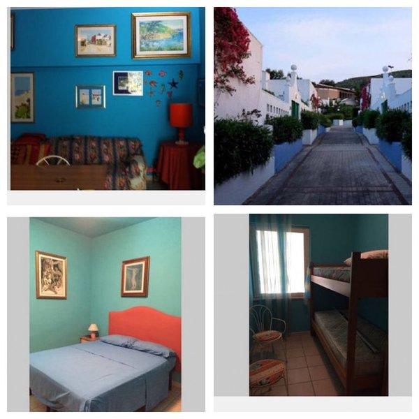 Peschici - Maritalia Villa indipendente 6 posti letto con piscina e posto auto, holiday rental in San Menaio