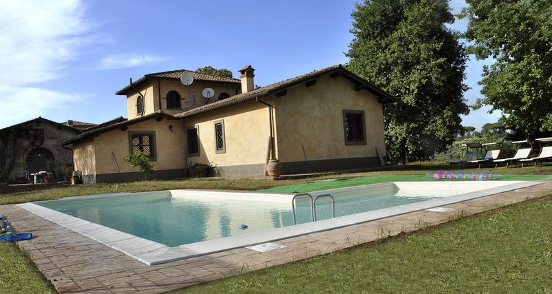 Country house Velletri (Tramonto), vacation rental in Cori