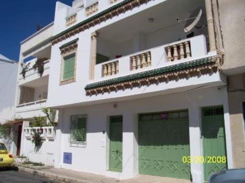 Maison au calme dans quartier typique, holiday rental in La Marsa