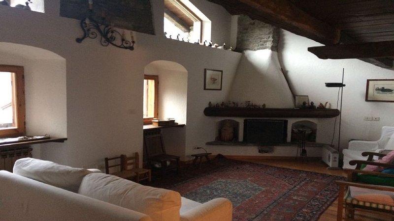 Maison de l'oncle Chez les Rossets, vakantiewoning in La Salle