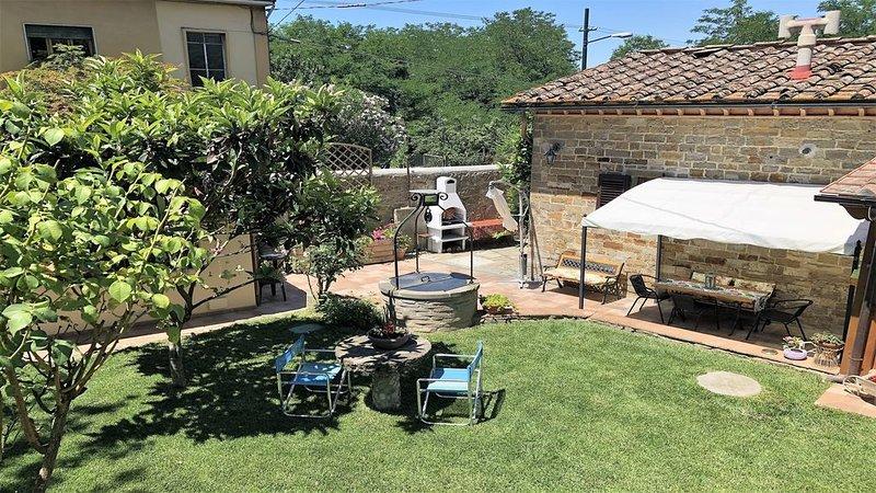 Firenze Casa degli Ulivi, holiday rental in Galluzzo