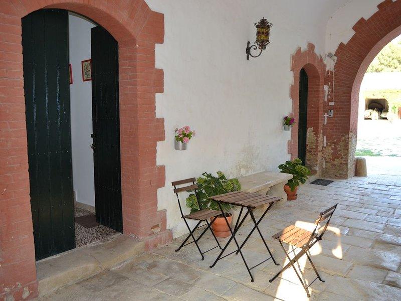 Relax, Cultura e Natura in Fattoria vicino Caltagirone-PiazzaArmerina-Morgantina, holiday rental in Mazzarino