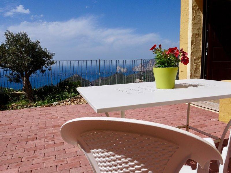Casa vacanze sul mare a Nebida, Iglesias, in struttura nuovissima, vacation rental in Nebida