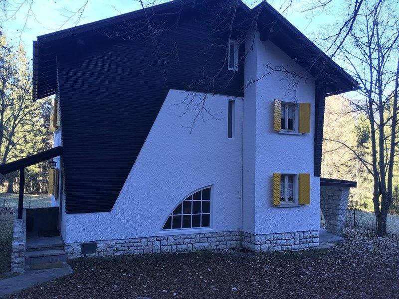 Villa singola a Mezzaselva di Folgaria, alquiler vacacional en Recoaro Terme