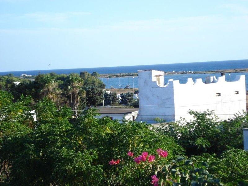 Villino vacanze a Porto Cesareo, holiday rental in La Strea