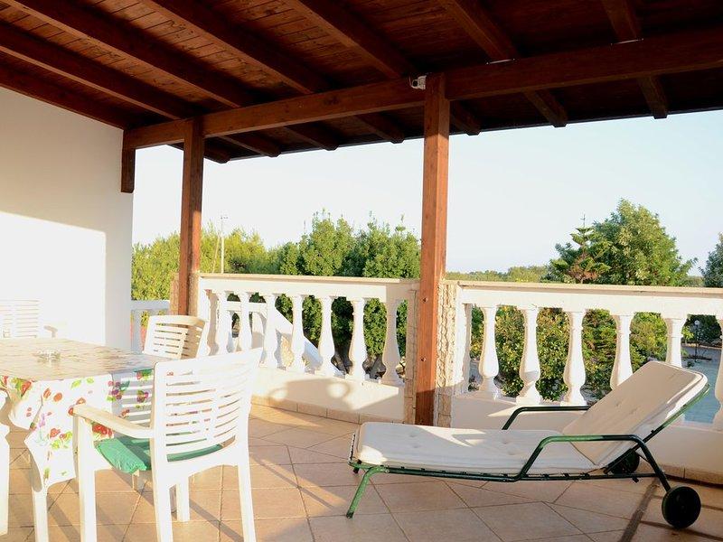 Masseria Campi - Appartamento Padronale, holiday rental in San Vito dei Normanni