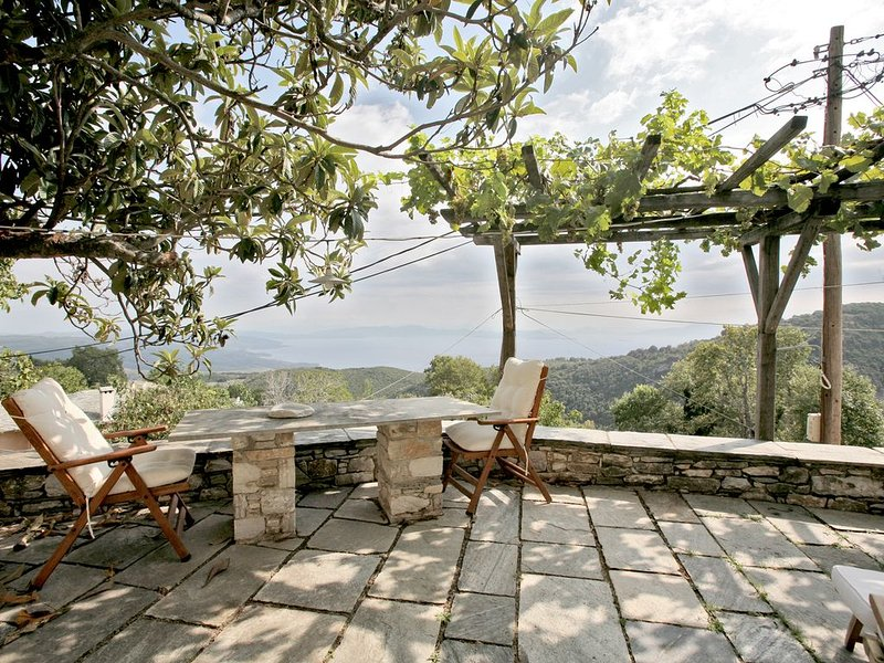 Pelion Belvedere - The Mansion, vacation rental in Milies