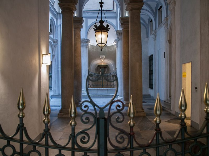 La Fontana di Luccoli - Luxury stays in historic buildings, holiday rental in Crocefieschi