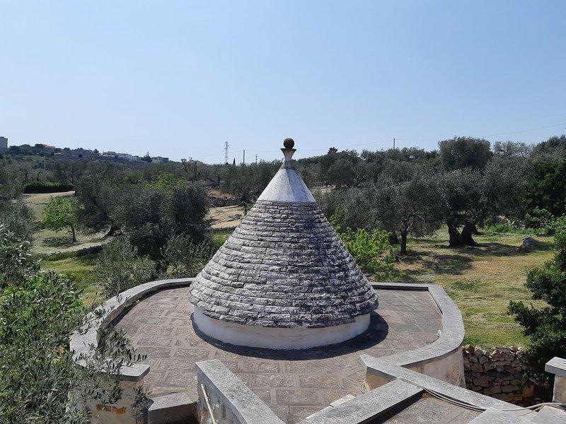 Casa Trullo Chiara -  Relax tra gli ulivi a due passi da Cisternino, alquiler de vacaciones en Cisternino