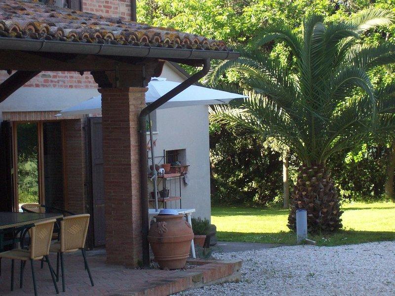 The Tower a Solebello, location de vacances à Morro d'Alba