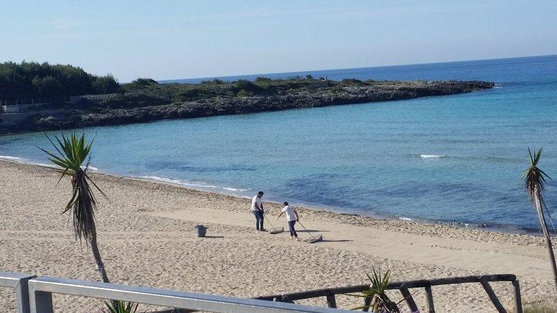 Montedarena beach