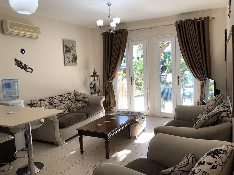 Luxury Ground Floor Apartment, vacation rental in Ovacik