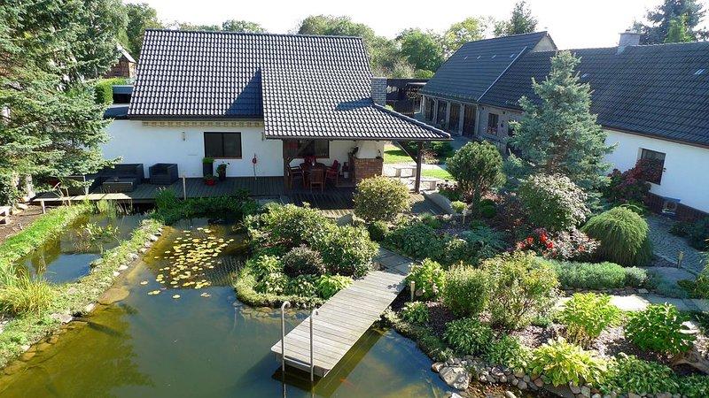 Cottbuser-Land Appartement, holiday rental in Schmogrow Fehrow