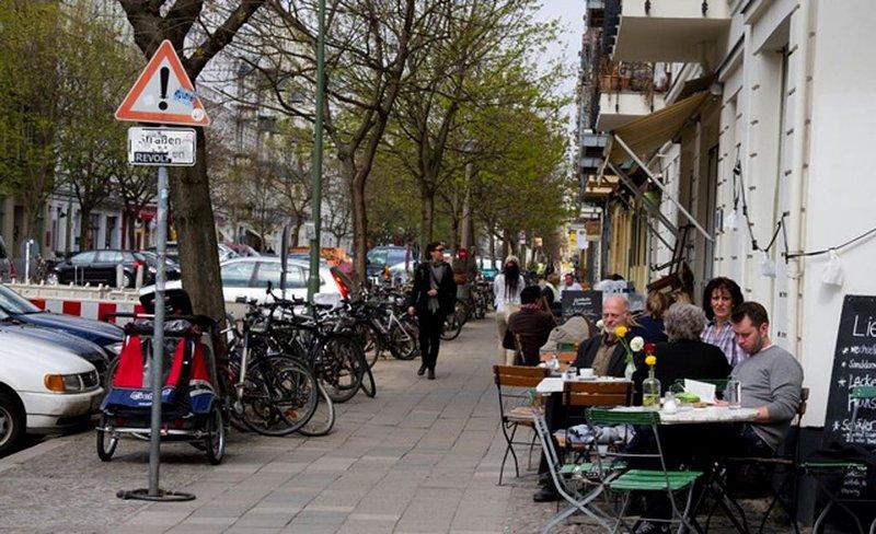 Street view Dunkerstraße