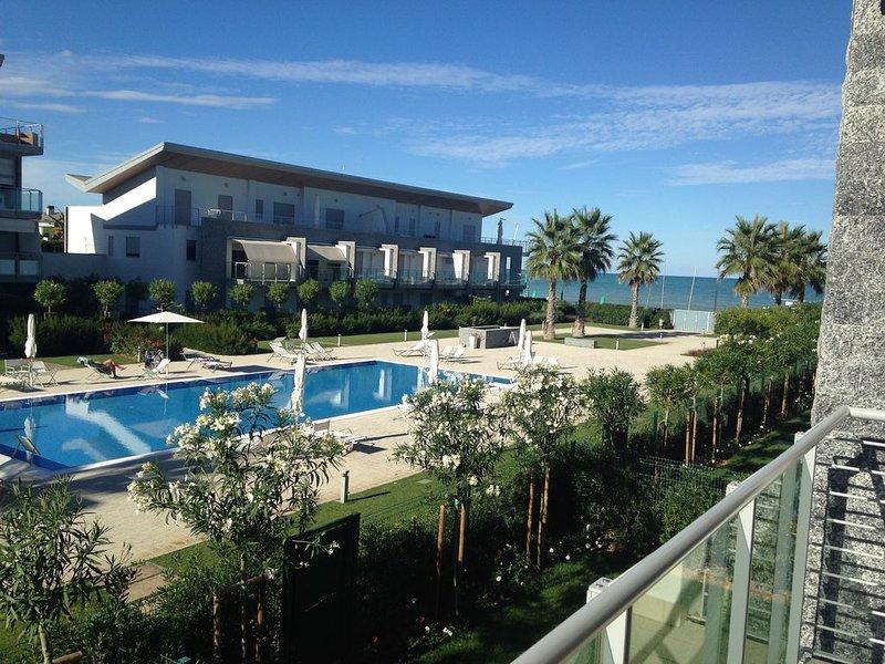 Silvi Marina – Abruzzen Wohnanlage Residenz Le Dune, Via Rubicone, 2, holiday rental in Silvi Marina