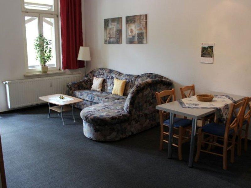 *Jetzt anschauen! Im schönen Wernigerode 250 m zum Zentrum  - Fachwerkhaus, holiday rental in Elbingerode