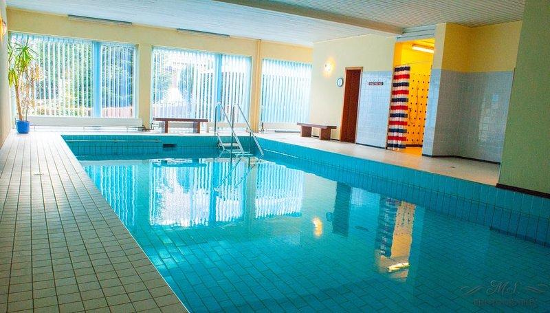 8 Schlafzimmer, 5 Badezimmer DU/WC, 1 Gäste WC, großes Wohn- Esszim., Küchen, location de vacances à Walkenried