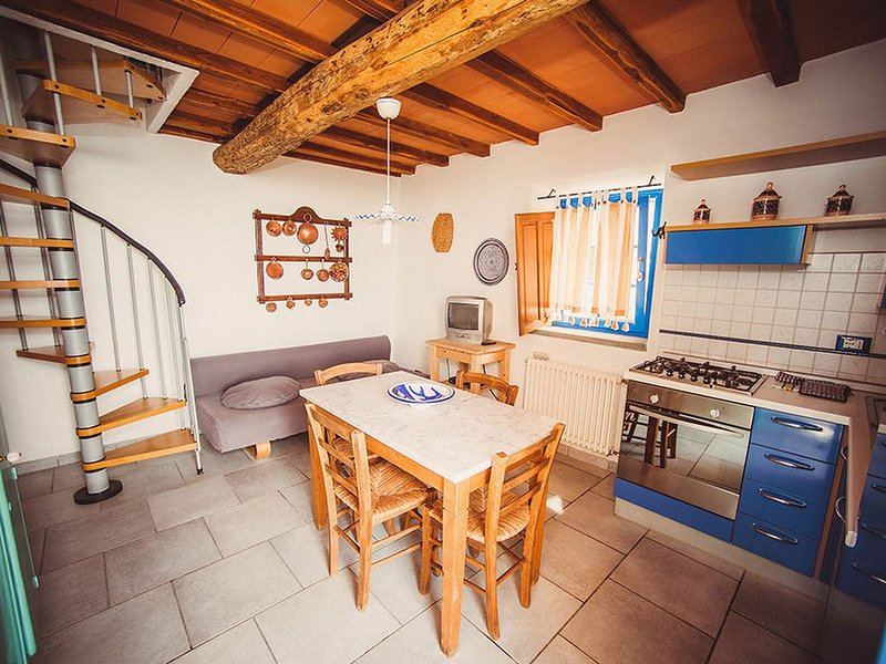 Feriewohnung mit privater Terrasse. Panorama Lage, holiday rental in Miseglia