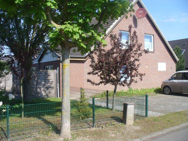 Ferienreihenhaus Körner Nr. C, Ostseebad Dahme, aluguéis de temporada em Dahme