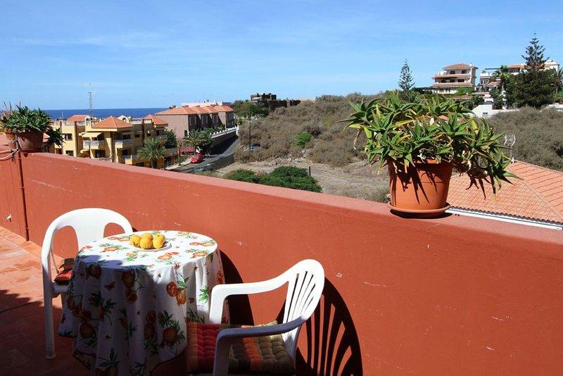 Preiswertes Apartment in Strandnähe, vacation rental in La Gomera