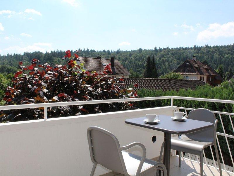 Gemütliche Gästewohnung / Ferienwohnung in Birkenfeld, alquiler vacacional en Bad Wildbad