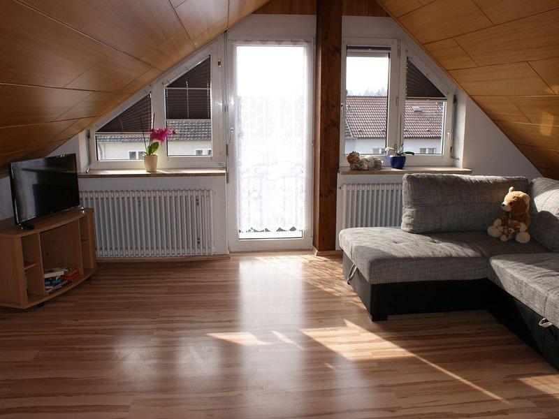 Exlusive Ferienwohnung in der nähe vom Bodensee und, holiday rental in Steckborn