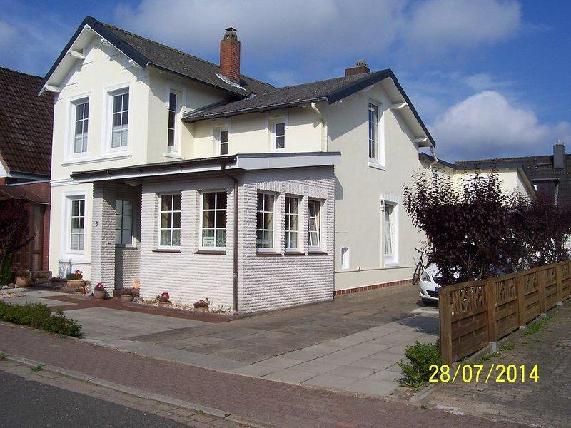 ' Haus am Hafen'  Fewo 1, holiday rental in Büsum