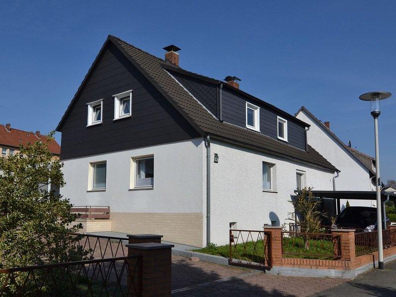 Ferienhaus am Stadtwald in Hameln, holiday rental in Bad Munder am Deister
