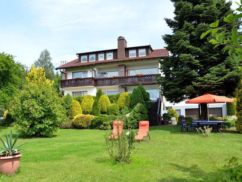 Ferienwohnung - Haus Schwarz im Fichtelgebirge, casa vacanza a Fichtelberg