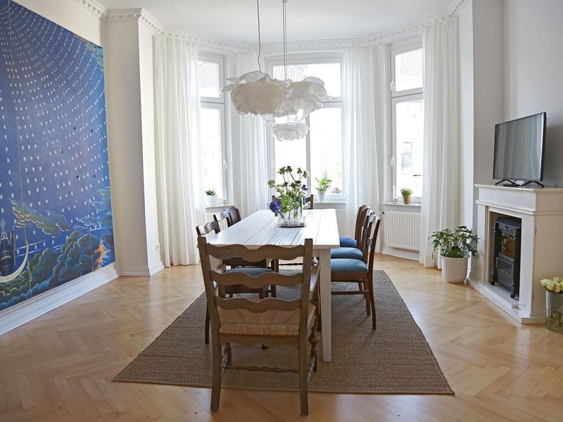 Die schöne Auguste - schöner als Zuhause, alquiler de vacaciones en Oldenburg