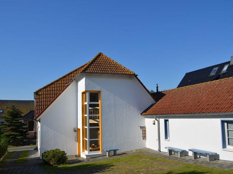 Fischerskist gemütliches kleines Ferienhaus für 2 Personen, vakantiewoning in Thiessow