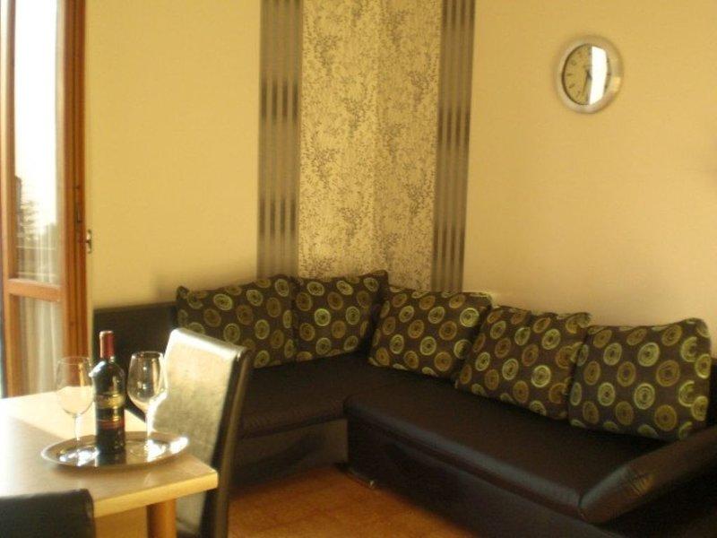 Appartement 207 mit ca. 60qm ist geeignet für 2 – 6 Personen., Ferienwohnung in Gardola