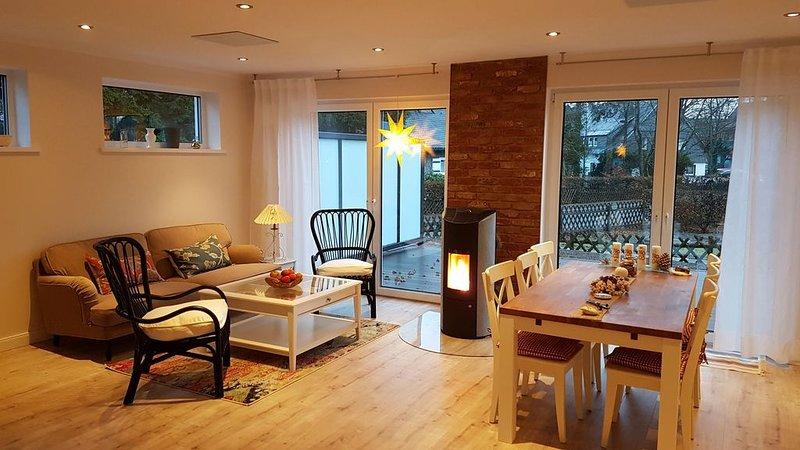 Gemütliches familienfreundliches Ferienhaus Bergidylle Winterberg, holiday rental in Langewiese