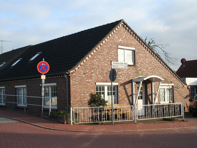 barrierefreie Wohlfühloase für die ganze Familie - mit Haustieren!, holiday rental in Langeoog