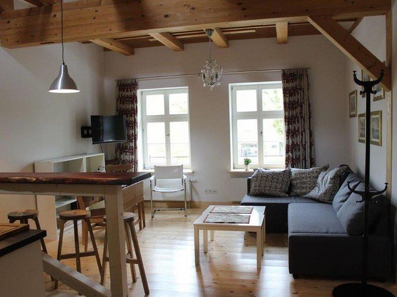 Stadt und Land, im Dorfkrug Petershagen wohnen, holiday rental in Markisch Buchholz