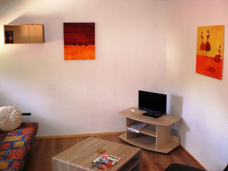 Moderne, vollausgestattete 2 ZiKB Nichtraucher-Ferienwohnung in ruhiger Umgebung, alquiler de vacaciones en Oldenburg
