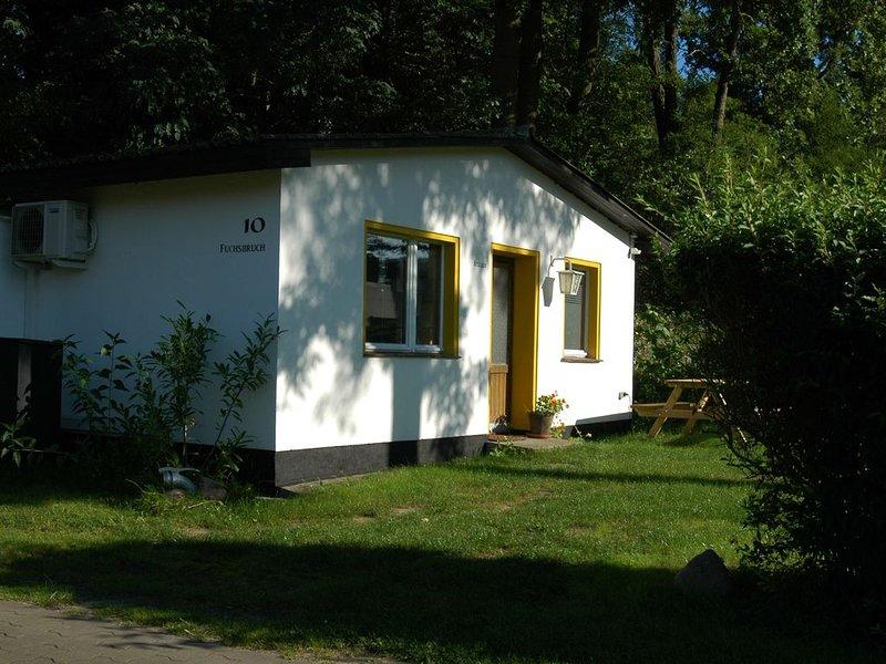 Ihre Ferien-Unterkunft nahe Beetzsee, Potsdam und Berlin im Land Brandenburg, location de vacances à Havelsee