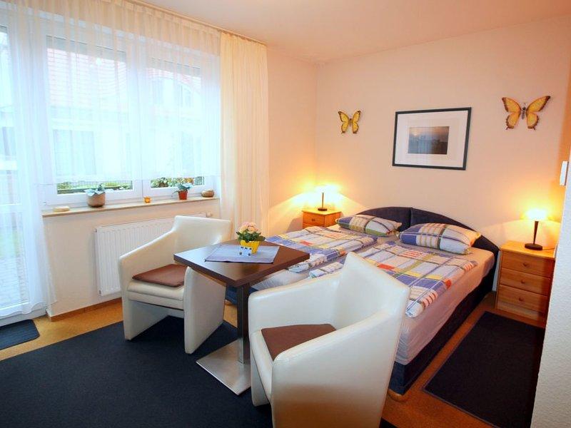 Ferienzimmer 24qm mit Terrasse und Küche, casa vacanza a Bresewitz