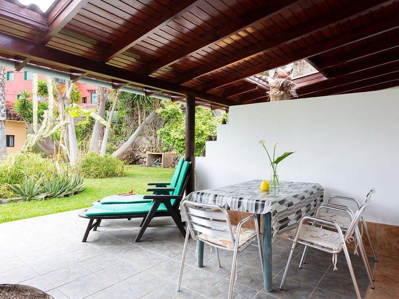 Icod de los Vinos, Familienfreundlich, Haustiere erlaubt, Wifi inkl, bis 4 pers, vacation rental in La Guancha