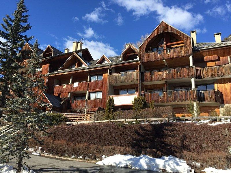 Très Beau T4 à louer - 75m2 - 8 pers., location de vacances à Hautes-Alpes