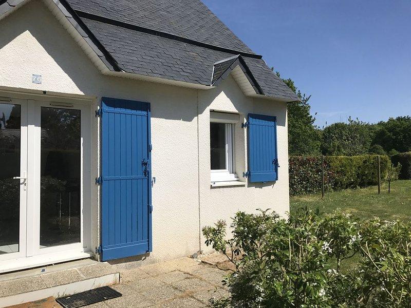 Maison 4 personnes Résidence avec piscine et tennis MOELAN SUR MER, vacation rental in Riec-sur-Belon
