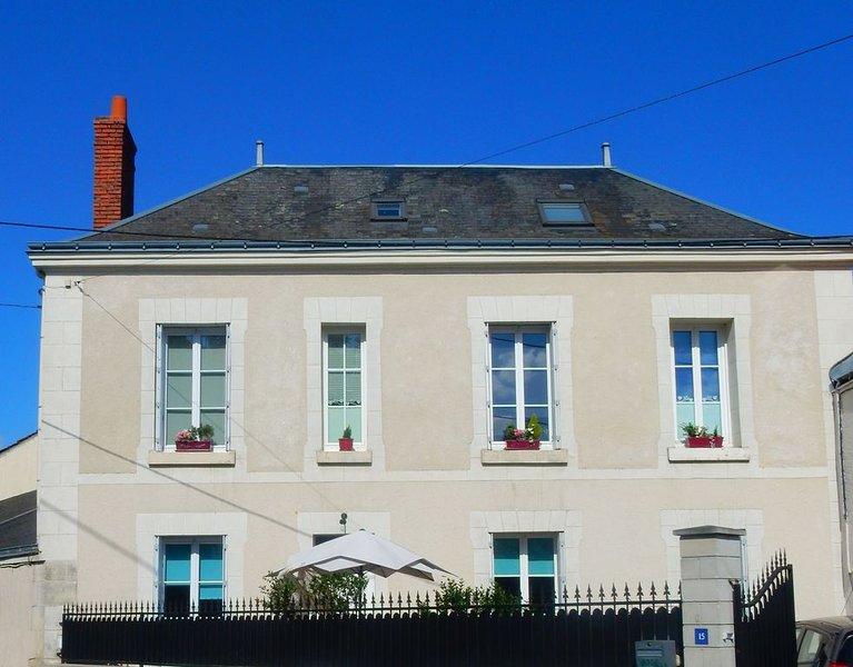 Maison au coeur des châteaux de la Loire, holiday rental in Montlouis-sur-Loire