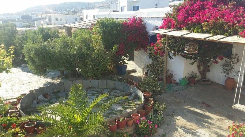 La ferme de Giakoumis, location de vacances à Tinos Town