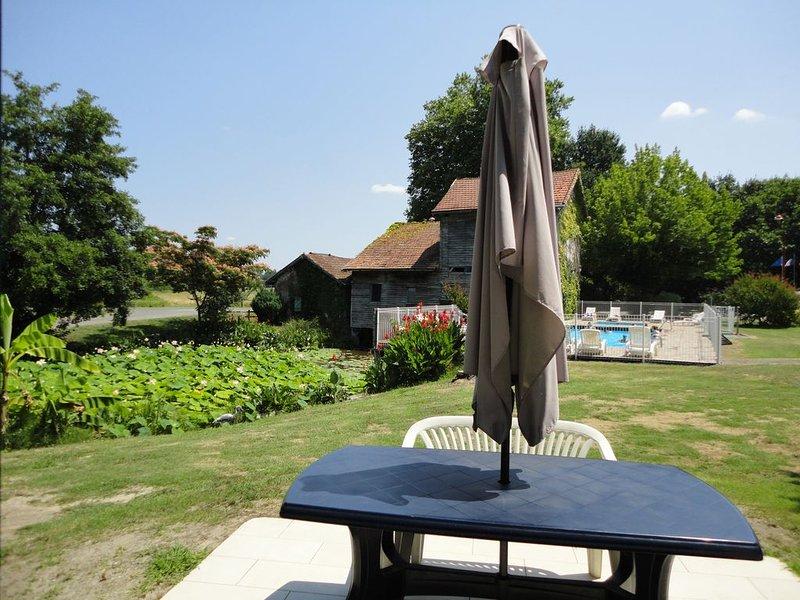 Location gîte à proximité de l'océan, holiday rental in Saint-Julien-en-Born