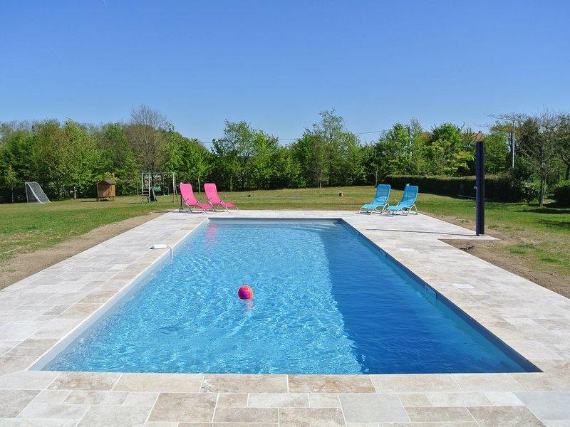 Cambalu des Vignes 3*, Chenonceaux à proximité ,piscine, alquiler vacacional en La Croix-en-Touraine