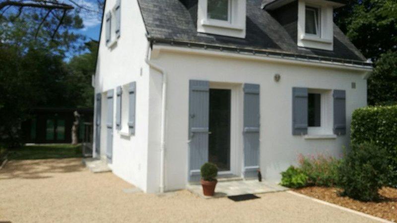 Jolie maison au calme idéalement située, location de vacances à Piriac-sur-Mer