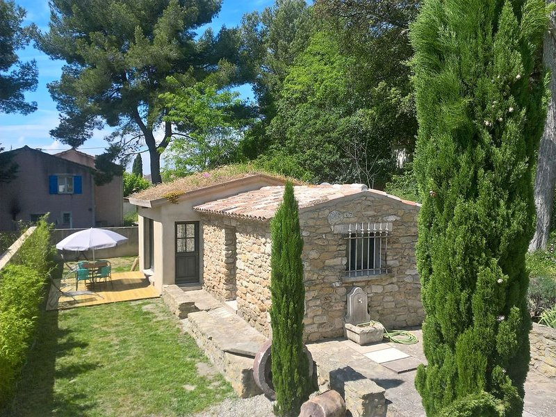 PETITE MAISON EN PROVENCE SPA DETENTE, holiday rental in St Chamas